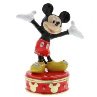 Mickey Mouse Trinket Box - DI108